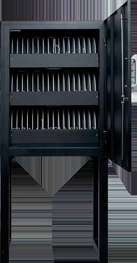 tablet ladestation und aufbewahrungssysteme implug. Black Bedroom Furniture Sets. Home Design Ideas